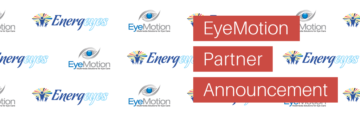 EyeMotion Partners with Energeyes